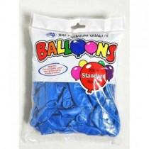 Balloons BLUE (PK100)
