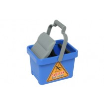 Bucket With Step Wringer -9L