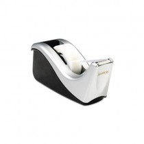 Sticky Tape Dispenser Small Black/Silver