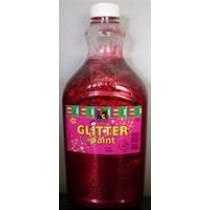Glitter Paint 2Ltr (RED)