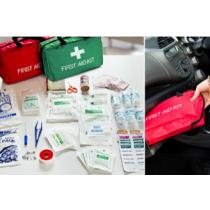 Emergency First Aid Kit - 78 Piece