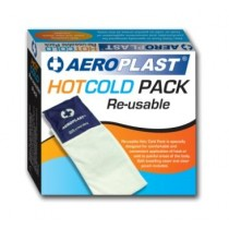 Aeroplast Reusable Hot Cold Pack With Cover 12cm x 29cm