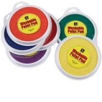Paint Pad 6 colours (Pk6)