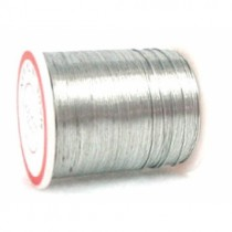 Beading Wire Silver - 32 gauge x 22m