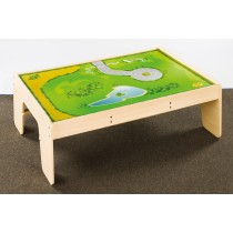 Train and Play Table Set
