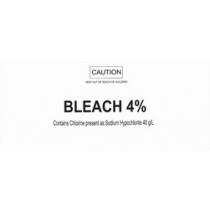 Liquid Bleach 4%