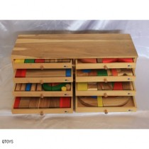 Block Cabinet 8 sets