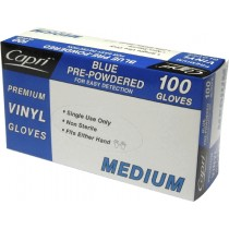 Capri Vinyl Blue