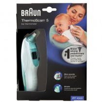 Braun Thermoscan IRT 4020