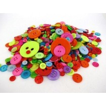 Buttons Classroom Pack 500 GM/PK