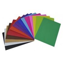 Corrugated Coloured Board (25 Sheets)