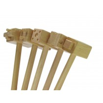 Clay / Dough Hammers (Set Of 5)