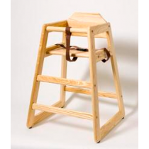 Children's Wooden High Chair