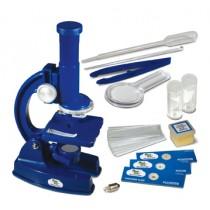 Discovery Kids - 100x Microscope (36 pcs)
