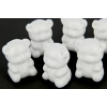 Decofoam Bear (25Pk)