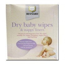 Dry Wipes 100Pk