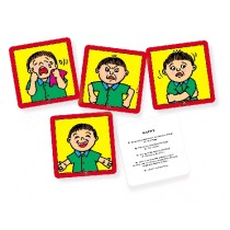 Emotion Cards (Pk 10)