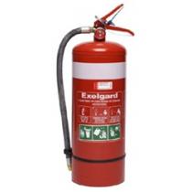 Fire Extinguisher ABE Dry Chem