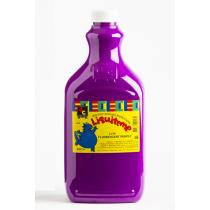 Liquitemp Fluorescent - Classroom Poster Paint 2ltr (Purple)