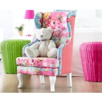 Children's Patch Arm Chair