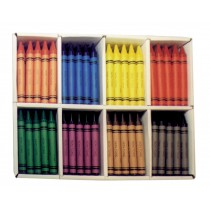 Jumbo Crayons School Set (Box of 200)