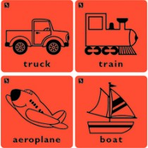Kinda Rub - Plane, Boat, Train and Truck