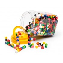 Interlocking Cubes (Pk 1000)