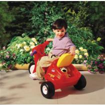 Little Tikes - Tough Tyre Trike Red