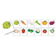 Vegetable Magnets