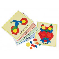Pattern Blocks and Cards