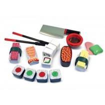 M&D - Sushi Slicing Play Set