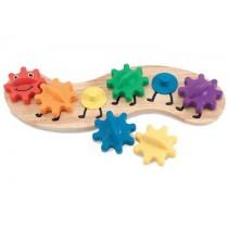 M&D - Caterpillar Gear Toy