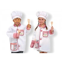 M&D - Chef Role Play Costume Set