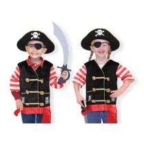 M&D - Pirate Role Play Costume Set