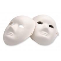 Paper Mache Mask (Pk 24)