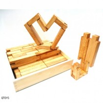 Natural Interlocking Blocks