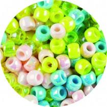 Pearl Mix Beads (Pk 1000)