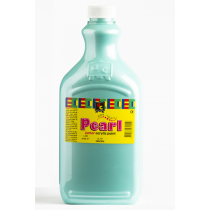 Pearl Paint - Junior Acrylic 2ltr (Green)