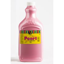 Pearl Paint - Junior Acrylic 2ltr (Pink)
