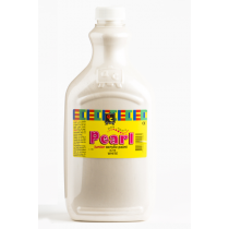 Pearl Paint - Junior Acrylic 2ltr (White)