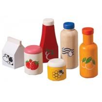 PlanToys - Food & Beverage Set