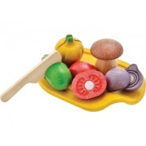 PlanToys - Assorted Vegetable Set