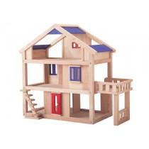 PlanToys - Terrace Dollhouse