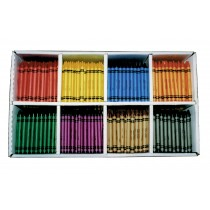 Best Value Crayons School Set (Box of 200)