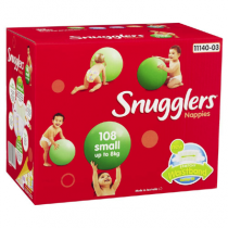 Snugglers Nappies Small