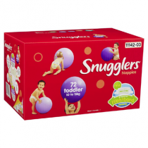 Snugglers Nappies Toddler 10-15kg - 72 Pack