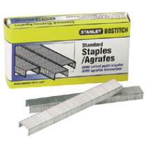 Staples - Bostitch 26/6 Standard (Pk 5000)