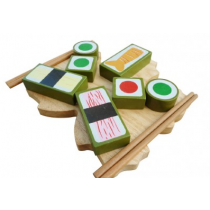 pretend play Sushi Set