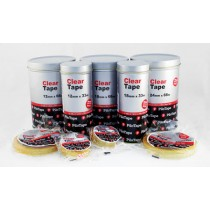 TAPE PILOTAPE 12X33 CLEAR (TIN 12)