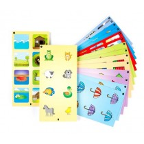 Memory Trainer Cards Pk16